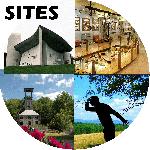 Les sites à visiter